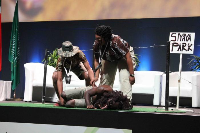 poaching drama