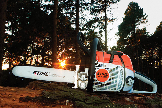 STIHL's new MS 382 chainsaw unveiled - SA Forestry Online