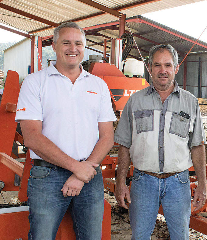 Highlands Sawmill prospers with Wood-Mizer - SA Forestry